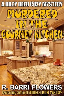 Aloha! Hawaii Mystery, Suspense & Thriller Fiction Mahalo!: Murdered in the Gourmet Kitchen (Riley Reed Cozy M...
