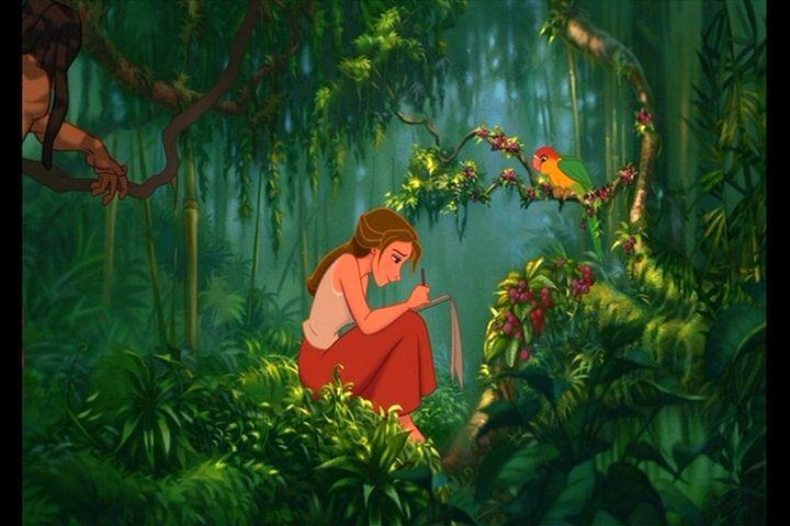 Jane Porter Tarzan Sexy | Animation Source