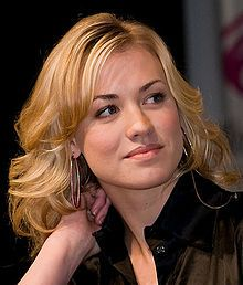 Yvonne Strahovski - is my inspiration for Polly Heatherton.