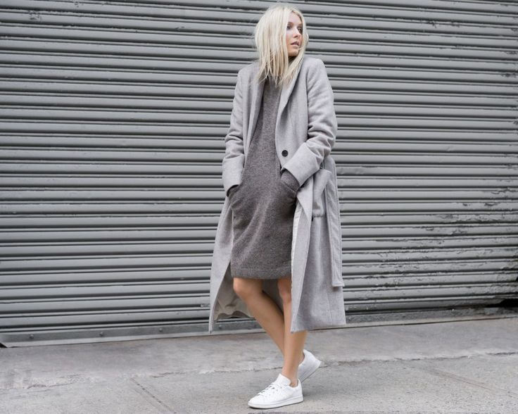 How To Pull Off The All-Grey Look