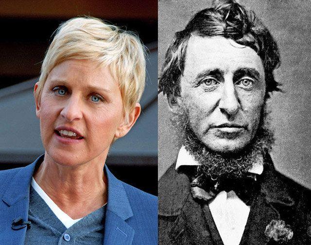 Unbelievable Celebrity Doppelgangers From History - Gallery