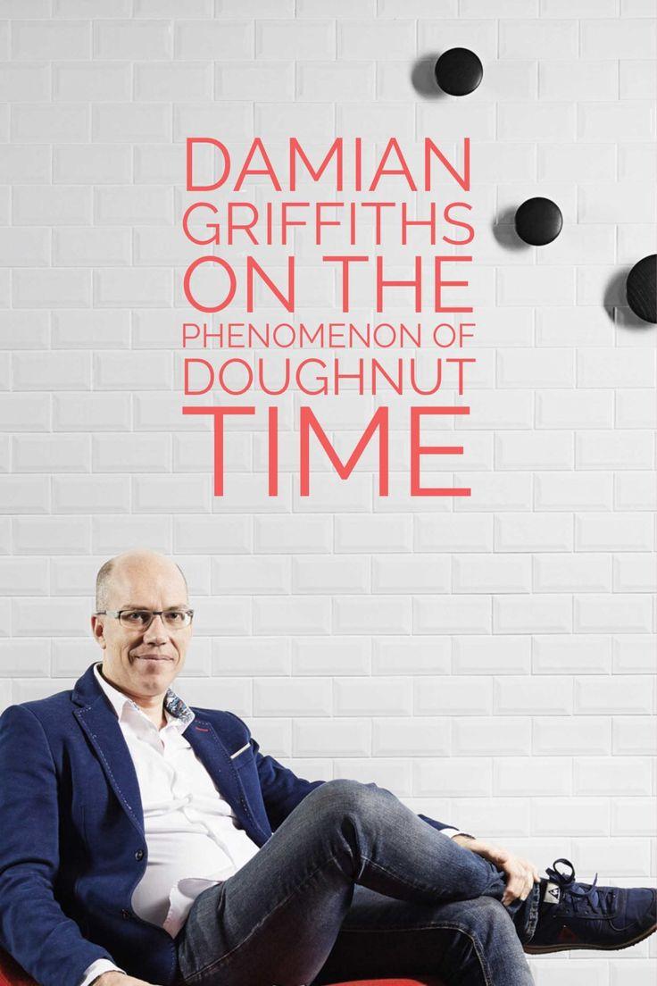 Damian Griffiths Doughnut Time