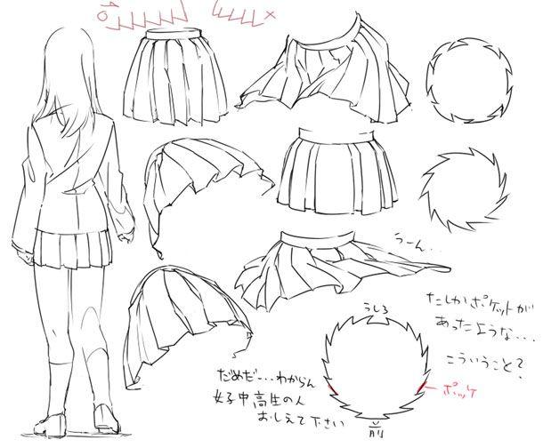 今回は、萌え絵師には必須!?であるスカートの構造などの理解が出来る、人気講座をまとめてみました。私も、スカートを描くのが苦手で難航中ですが一緒に勉強しませんか?...