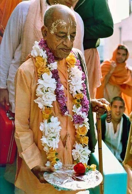 Srila Prabhupada—Vani and Vapuh
