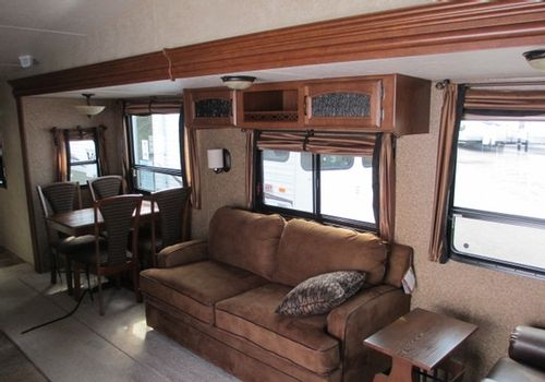 Salem Villa Classic 39FDEN 2014 #roulotte #trailer #RVing #VR #camping