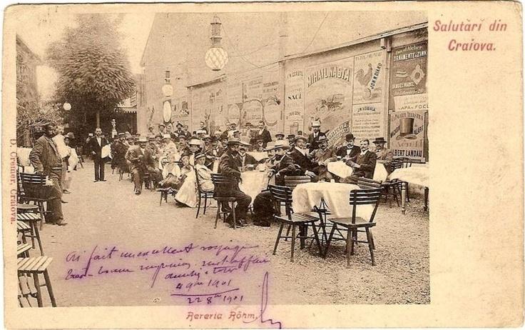 CRAIOVA - Beraria Rohm - 1901