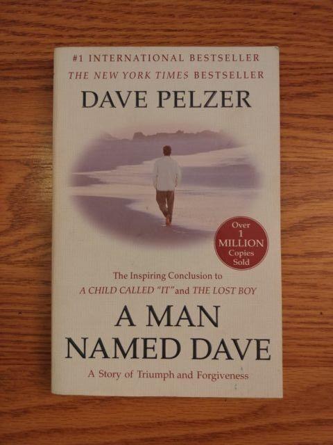 dave pelzer a man named dave