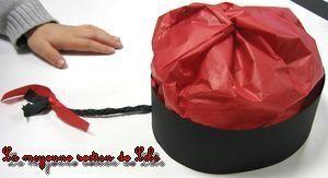 chapeau chinois                                                                                                                                                                                 Plus