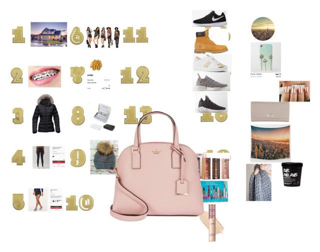"""""""List"""" by mlness on Polyvore featuring interior, interiors, interior design, home, home decor, interior decorating, Tom Dixon and Kate Spade"""