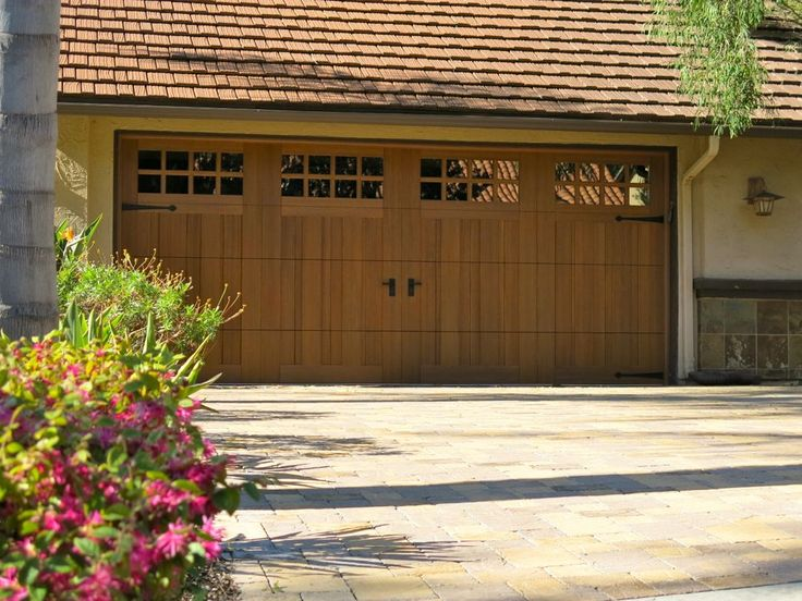 91 best clopay faux wood garage doors images on pinterest for Faux carriage garage door