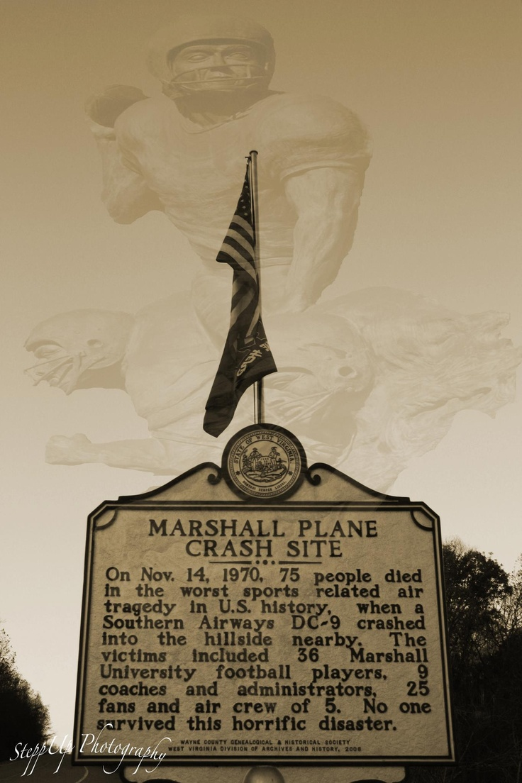 marshall plane crash research paper Forgotten tragedy: survivors' quest to keep memoires of 1970 wichita state crash from fading marshall's plane went down.