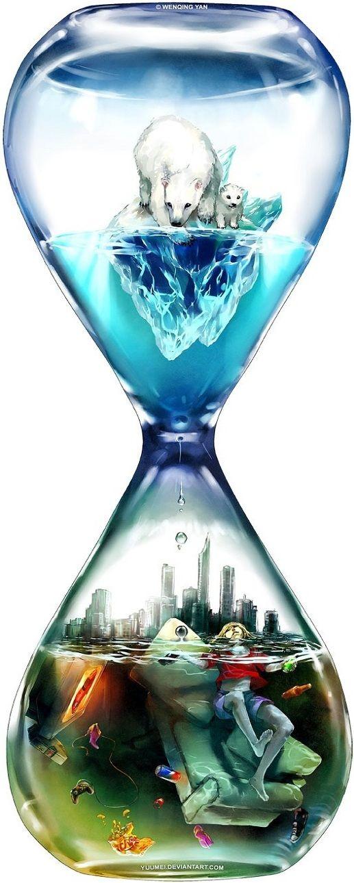 countdown calentamiento global
