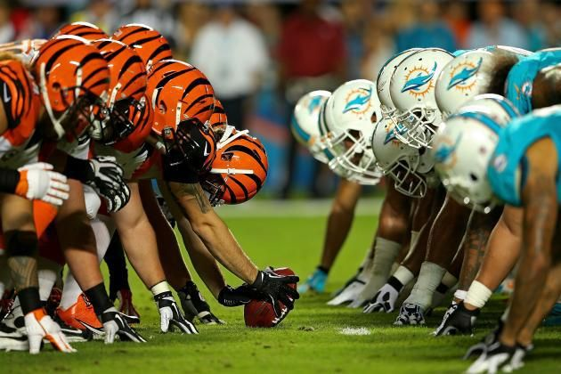 Bengals-Dolphins: Thursday night preview!