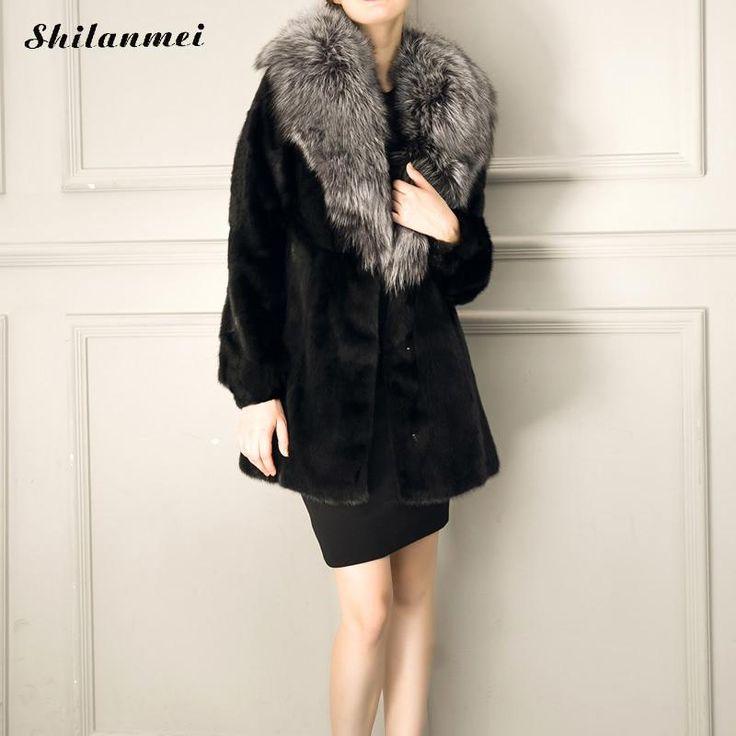 Fake Fur Plus Size Women Overcoat casaco feminino coats manteau femme winter coat women abrigos mujer jas poncho cape xl xxxl