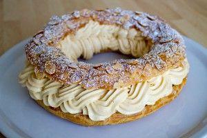 Recipe: Paris Brest with mousseline cream
