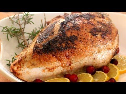 How-To Roast A Turkey Breast