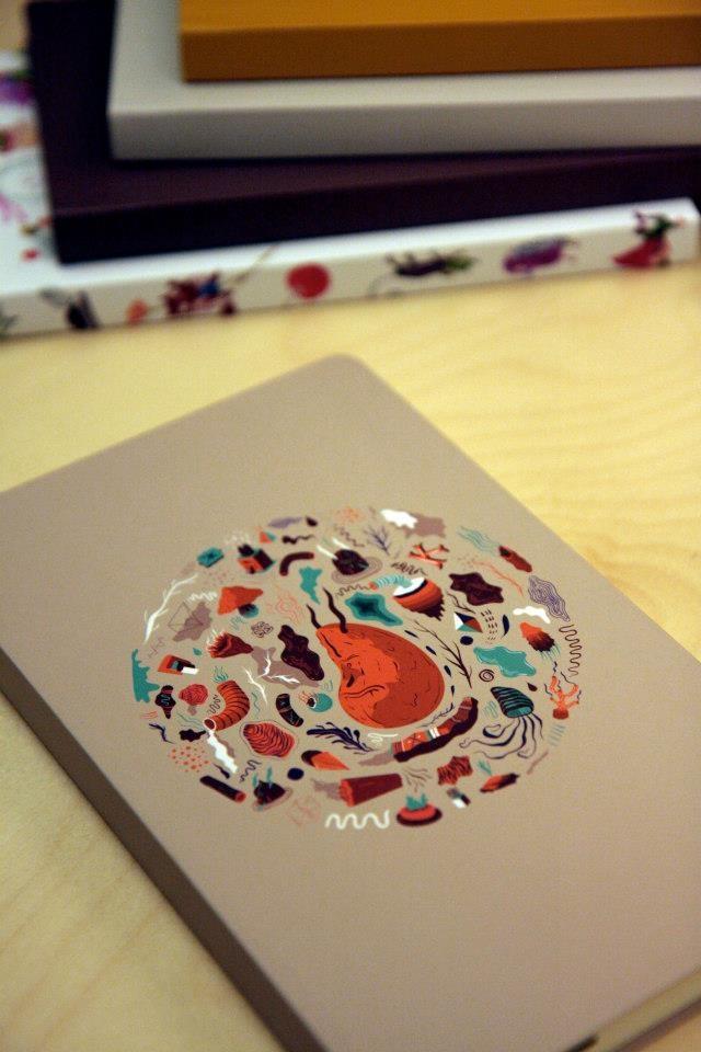 KITRA illustration for ROD Notebook