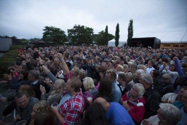 Crowed at Rootsfestivalen in Brønnøysund, Norway,summer 2014 :)