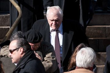 Brian Dennehy Funeral Held for Philip Seymour Hoffman