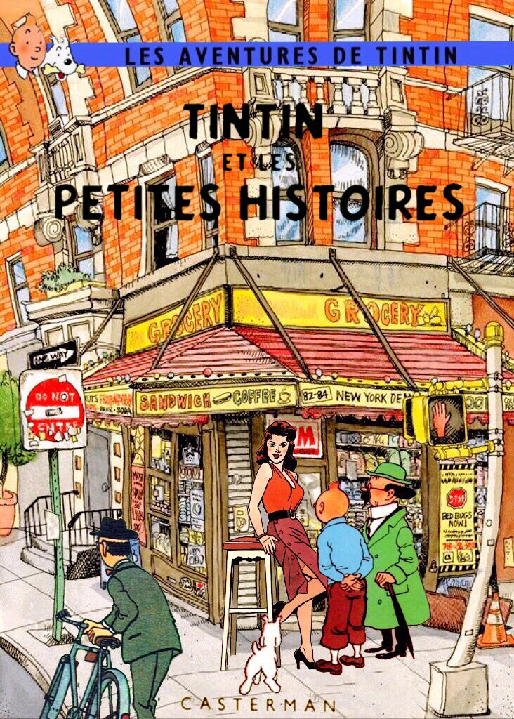 tintin et les petites histoires bd pinterest tintin. Black Bedroom Furniture Sets. Home Design Ideas