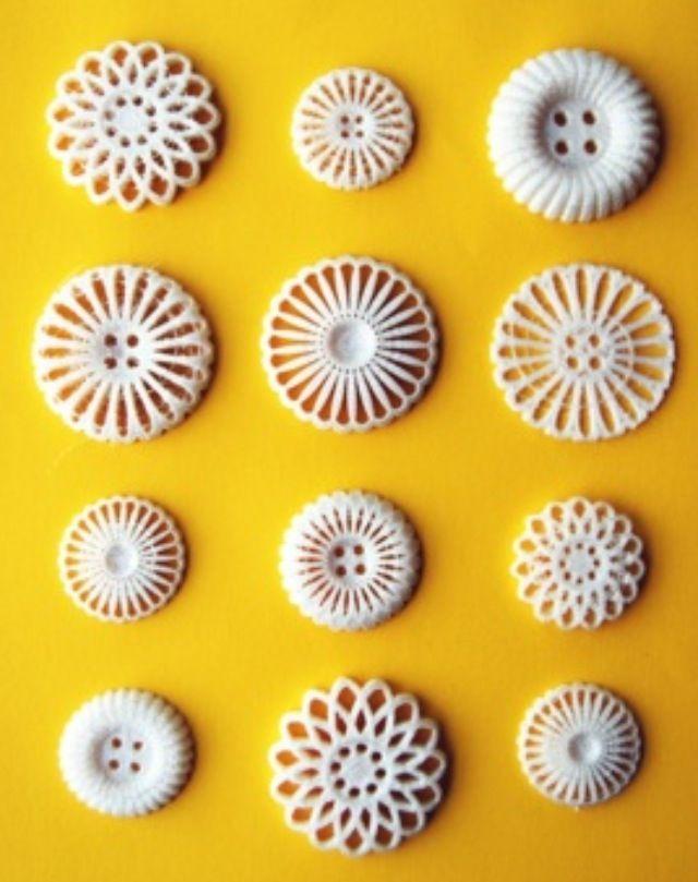3d printed buttons | femkeroefs.nl