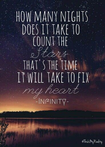 I may have an obsession with this song... Yep I do (Infinity 1d by @ThisIsMyReality)