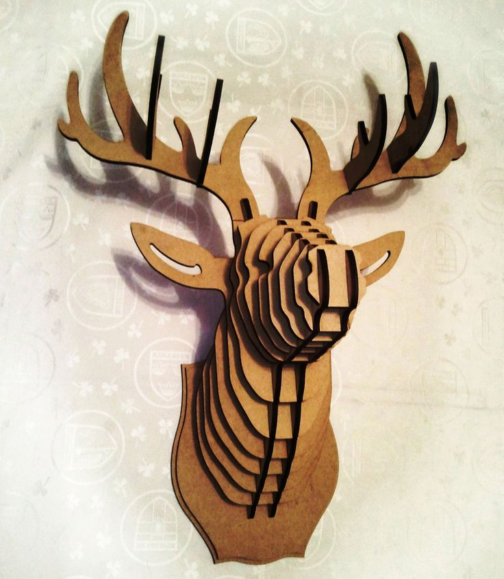 31 Best Wooden Animal Heads Images On Pinterest Animal Heads Wooden Animals And Carving Wood