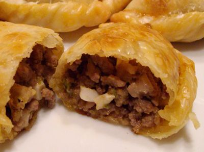 Empanadas de Carne | Peruvian Food