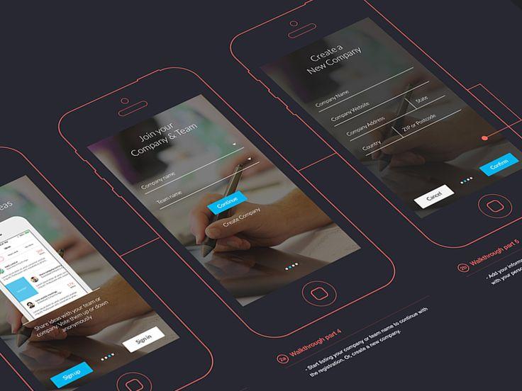 App Walkthrough