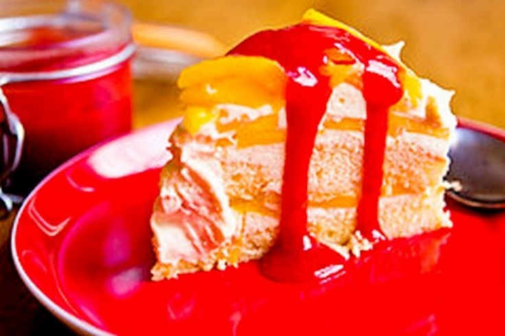 Recipe Mangomisu cake, Bring in the favor of summer with this relaxed mango dessert that will delight your tastebuds.