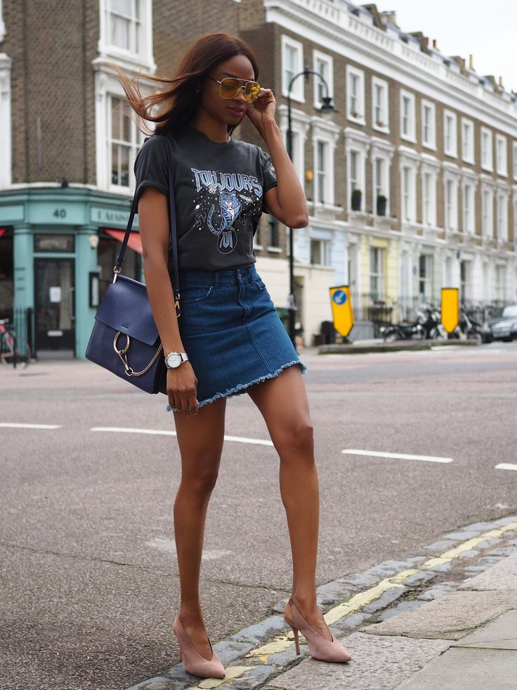 vintage-t-shirts-women-vintage-band-tee-vintage-t-shirts-streetstyle-2017-summer-outfit-inspiration-2017-pinterest-outfits-2017-chloe-faye-2017-chloe-paris-fashion-week-2017