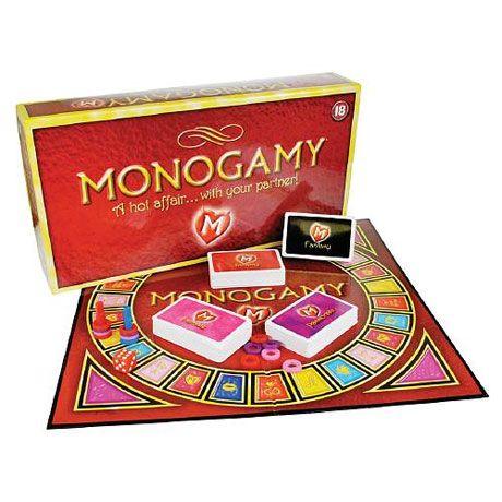 Monogamy: The Board Game