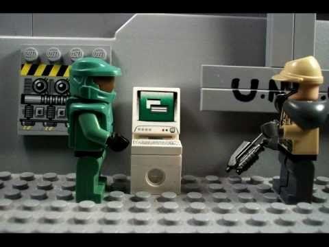 Lego Halo: outpost 21