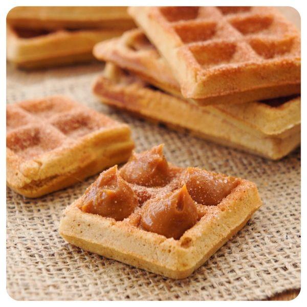 waffle churros