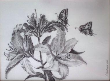 Картины :: Лилия | Купить картину у художника