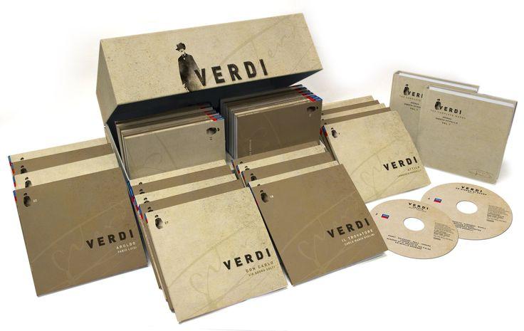 Verdi: The Complete Works (Becca)