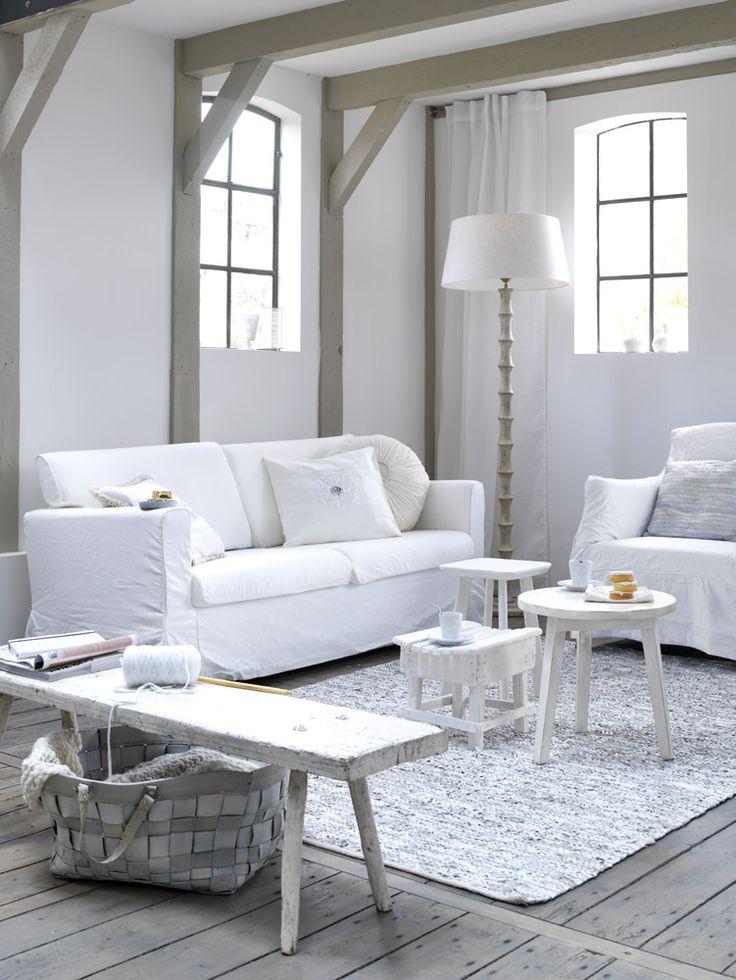 All White Interior Design Of The Homewares Designer Home: White Images On Pinterest