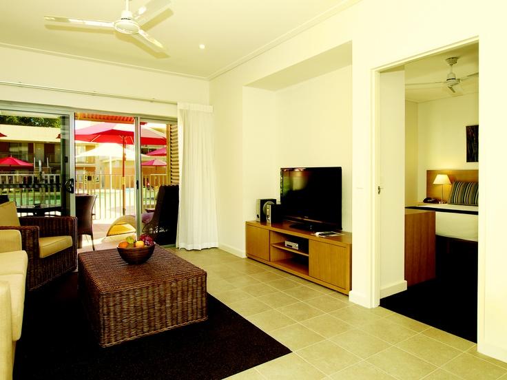 Oaks Broome - 1 Bed Dual Key Living