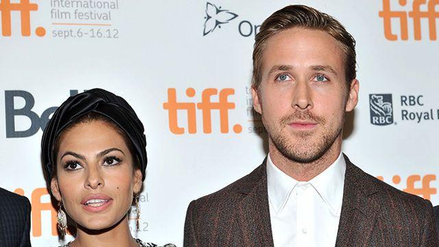 Ryan Gosling is a Dad!