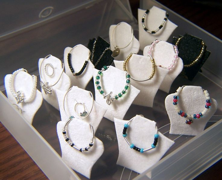 Several Necklaces