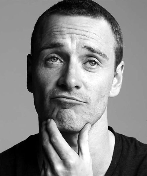 Pin for Later: Michael Fassbender's 33-Step Guide to Seduction Touch Your Face