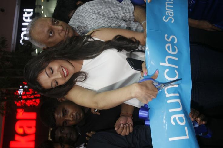 Samsung Galaxy S4 Launch, Chennai