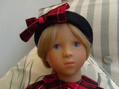 Sylvia Natterer Doll Miss Fanouche New Condition