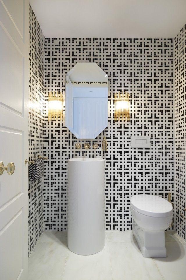 Elegant Contemporary Home Design Ideas by Greg Natale luxury elegant mid century modern bathroom design - see more at http://www.homedesignideas.eu/elegant-contemporary-home-design-ideas-by-greg-natale/