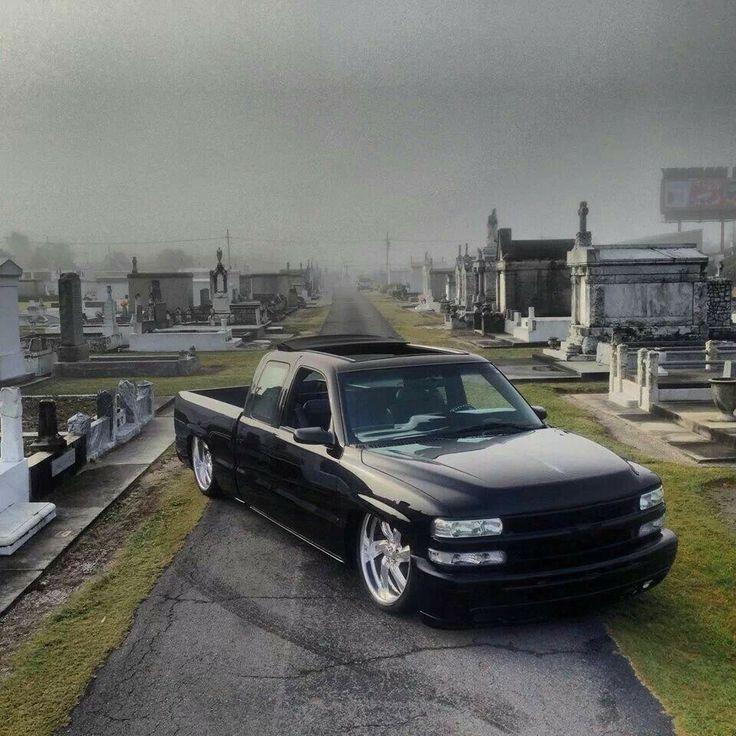 Chevy Silverado..