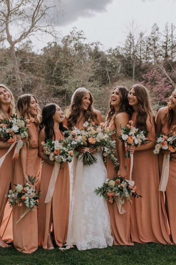 20 vintage sunset orange wedding color ideas for 2020