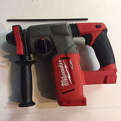 Cordless Drills 71302: Milwaukee 2712-20 M18 Fuel Cordless Rotary Hammer Drill Bare Tool New Sds 1 -> BUY IT NOW ONLY: $219 on eBay!