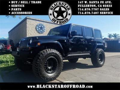 2008 Jeep Wrangler Unlimited Sahara For Sale In Fullerton | Cars.com