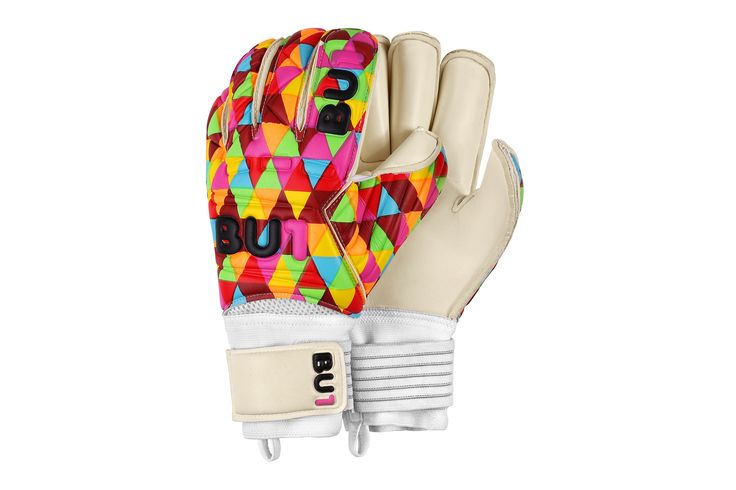 BU1 Triangle Roll Finger Football Goalkeeper Gloves