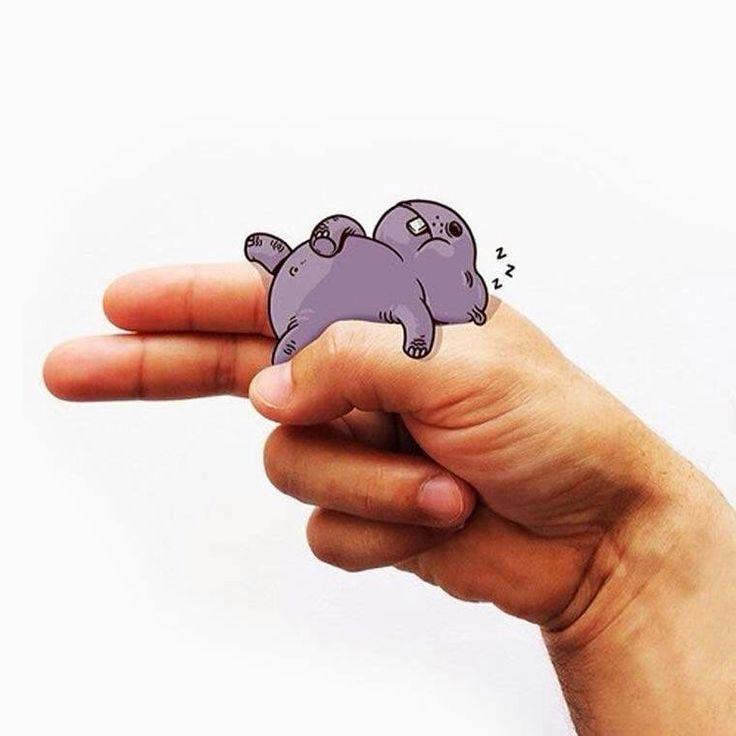 H for hippopotamus
